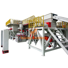 Printed circuit boards recycling machinery (gravity separator)