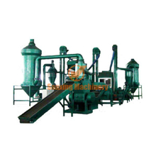 SX1000 copper wire recycling machine