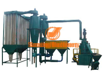 superfine wood powder making machine