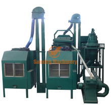 PCB waste recycling machine (electrolysis separator )